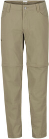 The North Face Exploration Convertible Pants Herre dune